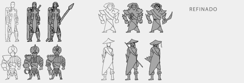 Práctica de Diseño de Personajes 5