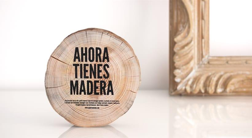Tienes Madera 2