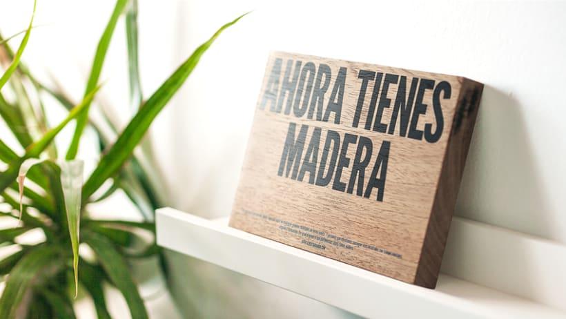 Tienes Madera 3