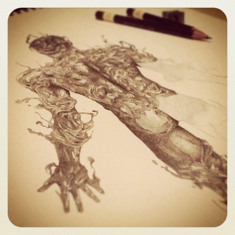 Ilustraciones en proceso 2013 4