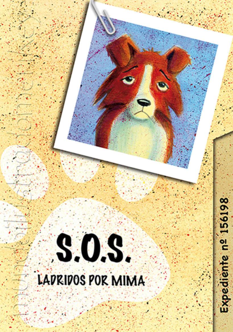 S.O.S. Ladridos por Mima 0