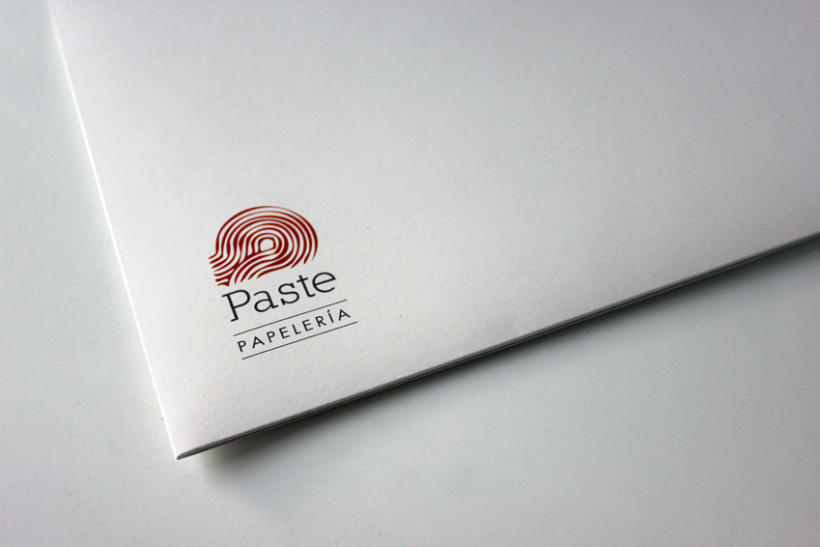 Paste || Papelería y Packaging 0