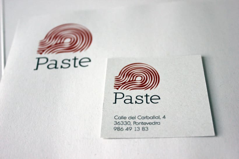 Paste || Papelería y Packaging 1