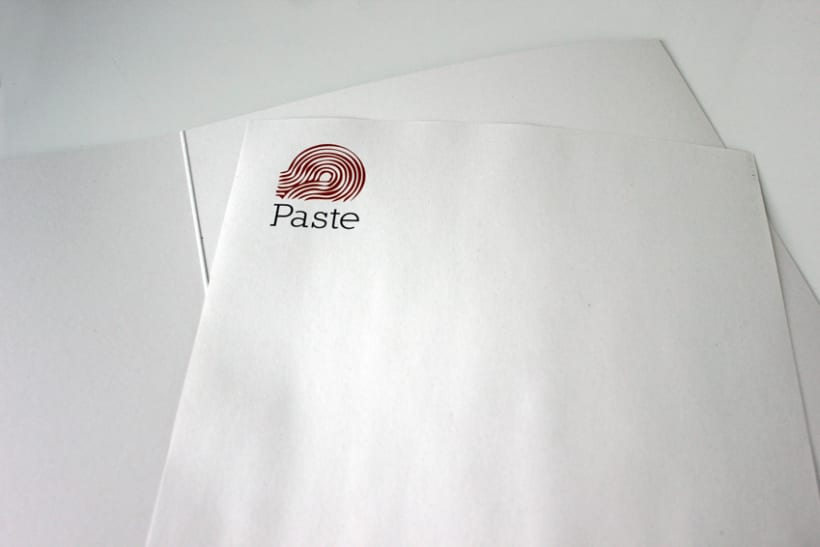 Paste || Papelería y Packaging 2