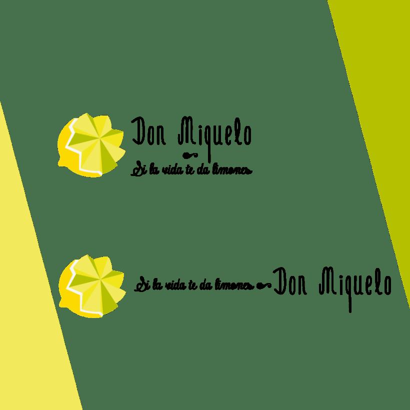 BRANDING - Don Miquelo 1