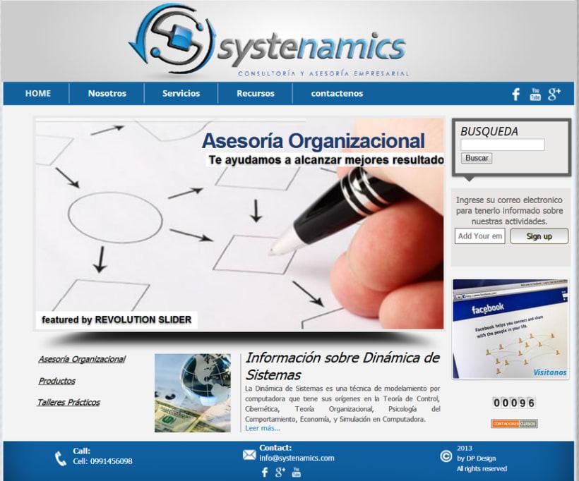 DISEÑO DE PAGINA WEB -1