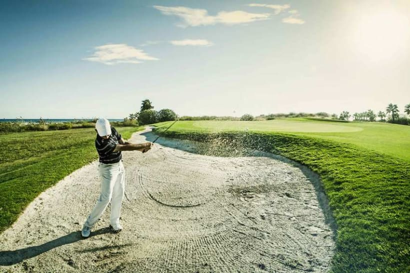 Golf  -1