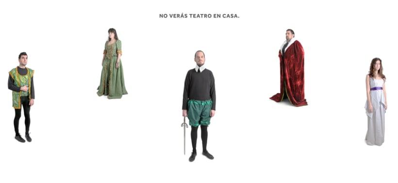 Tragicometa | Teatro · Universitario 0