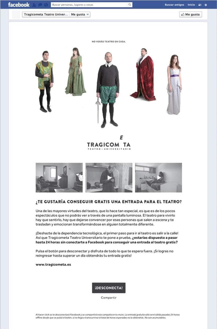Tragicometa | Teatro · Universitario 10