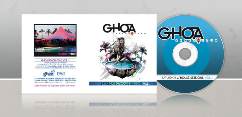 Diseño Carátulas CD -1