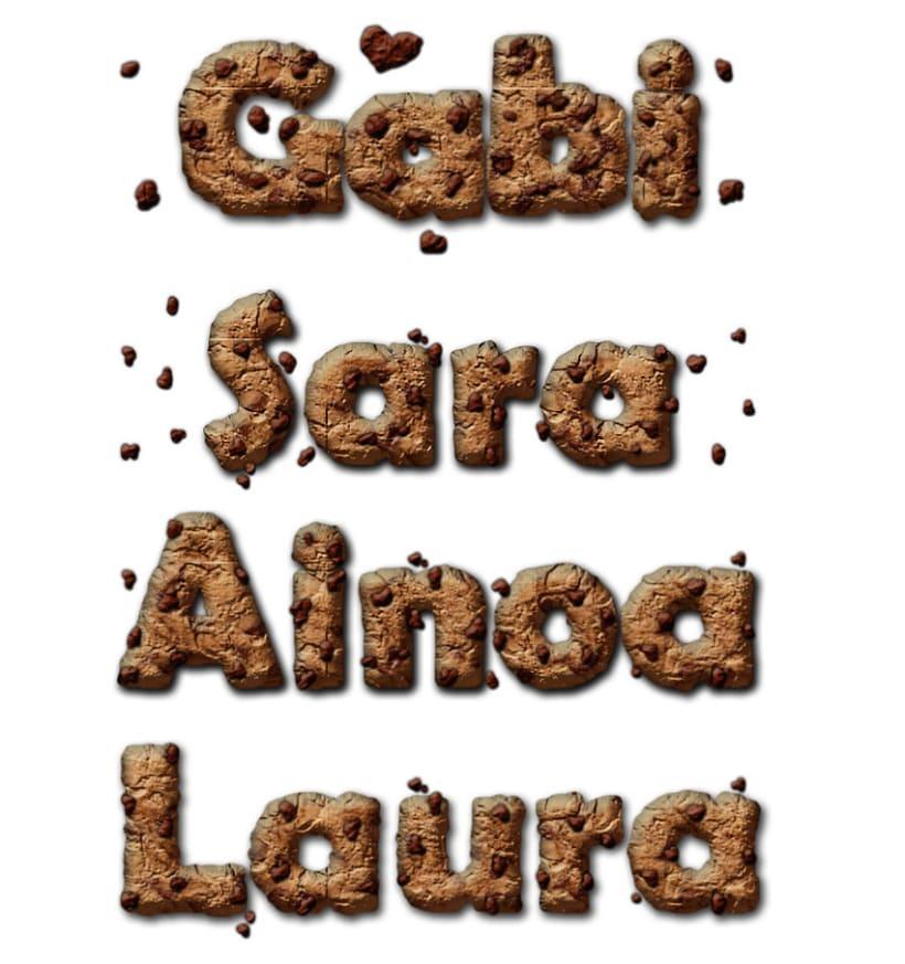 Dulces letras (II) 1