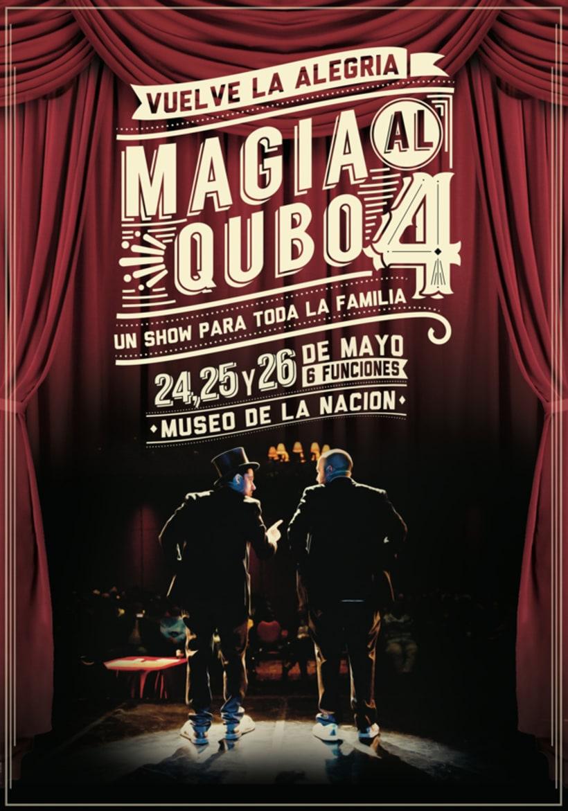 Magia al Qubo 4 0