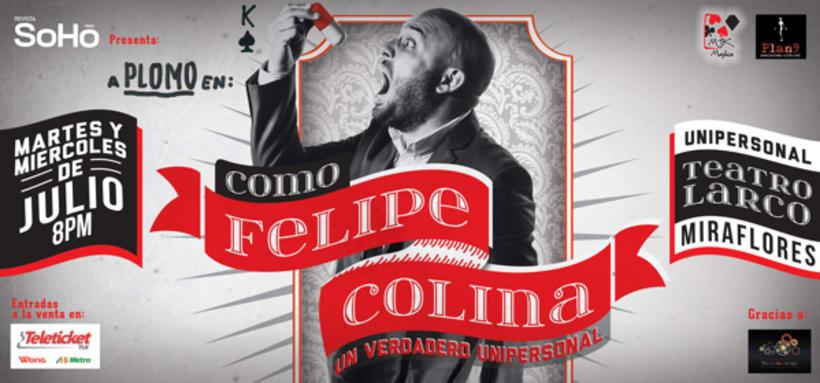 Como Felipe Colina 2
