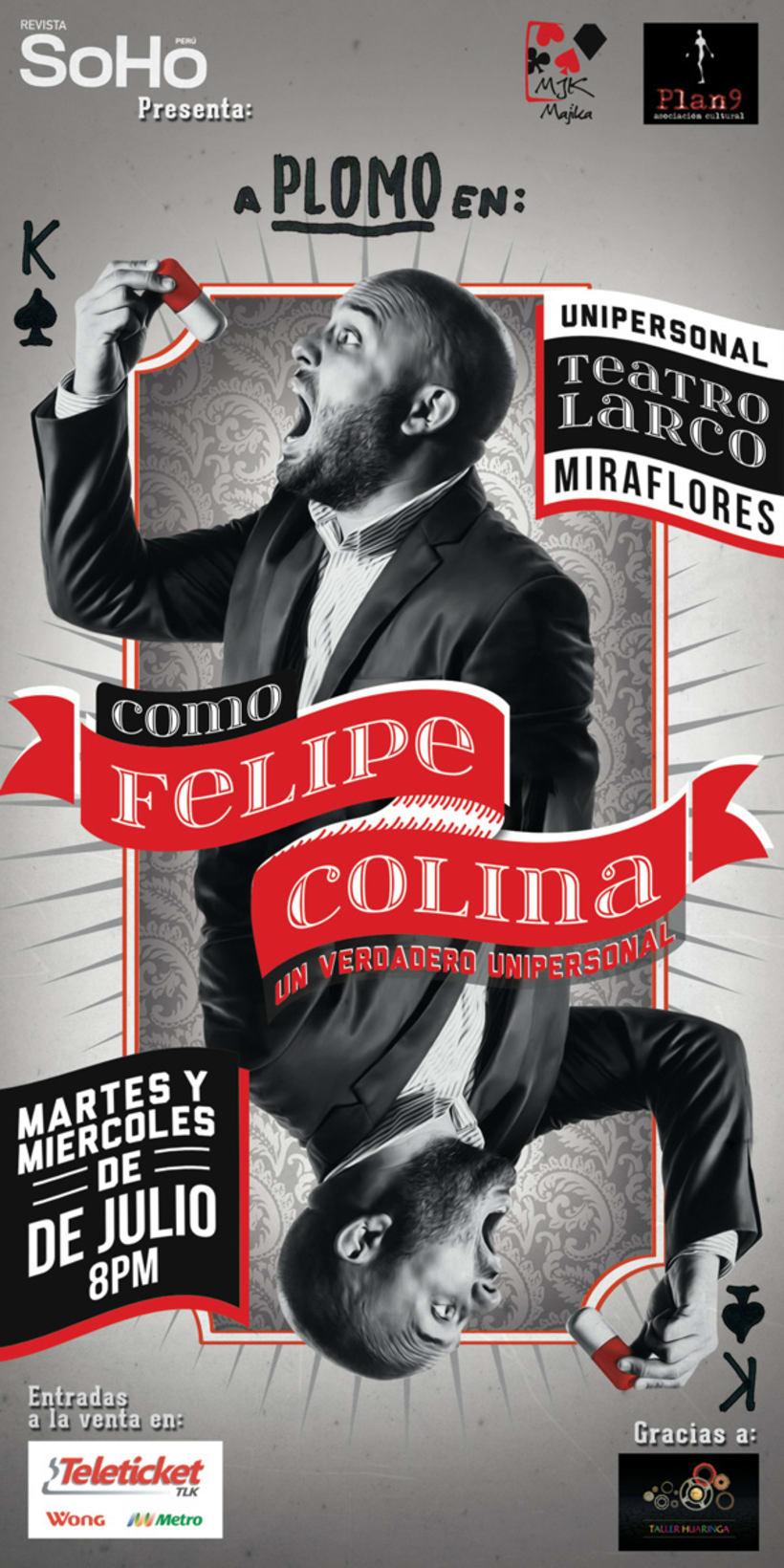 Como Felipe Colina 1