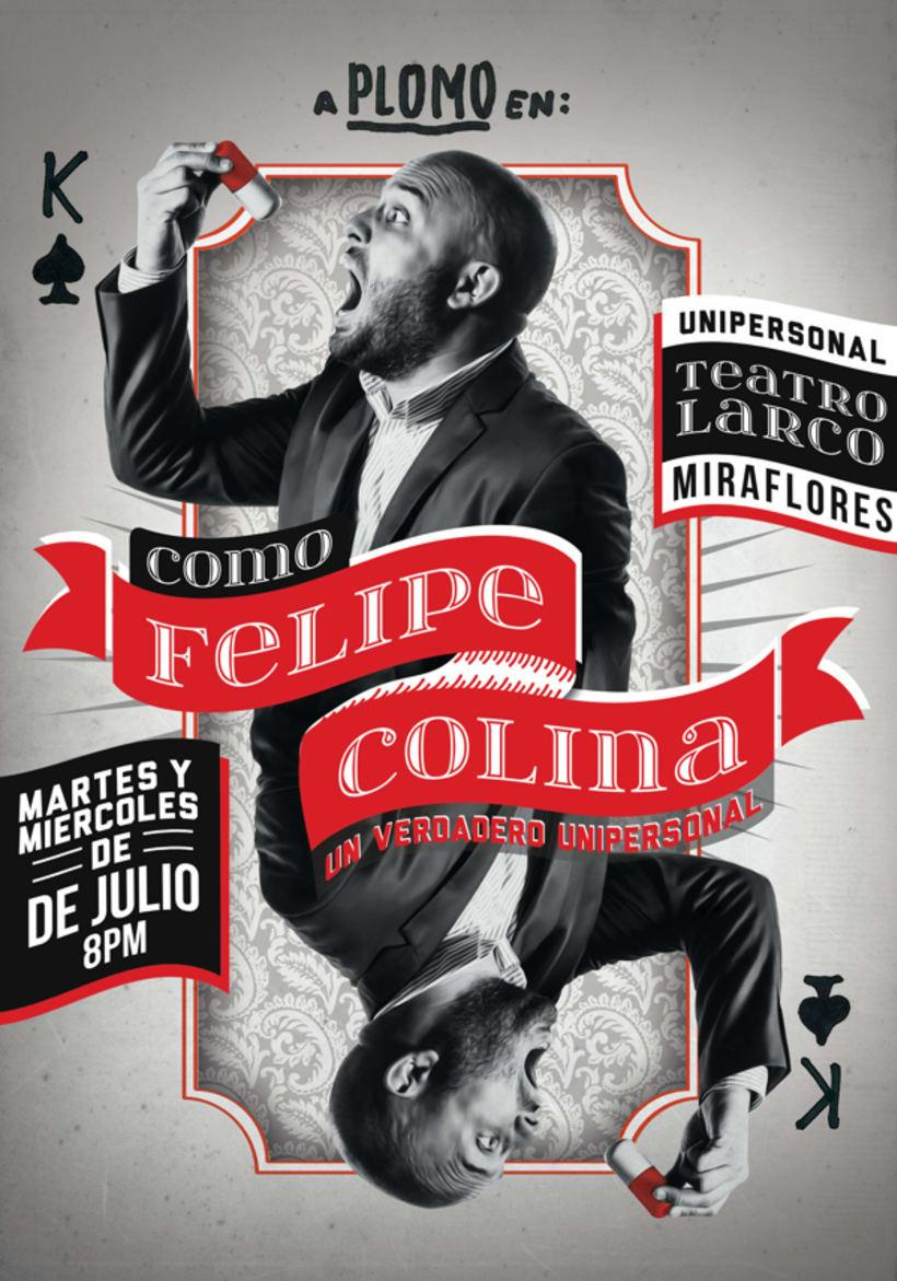 Como Felipe Colina 0