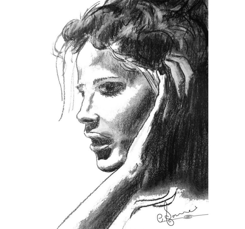 Rostros (Ilustración) 2