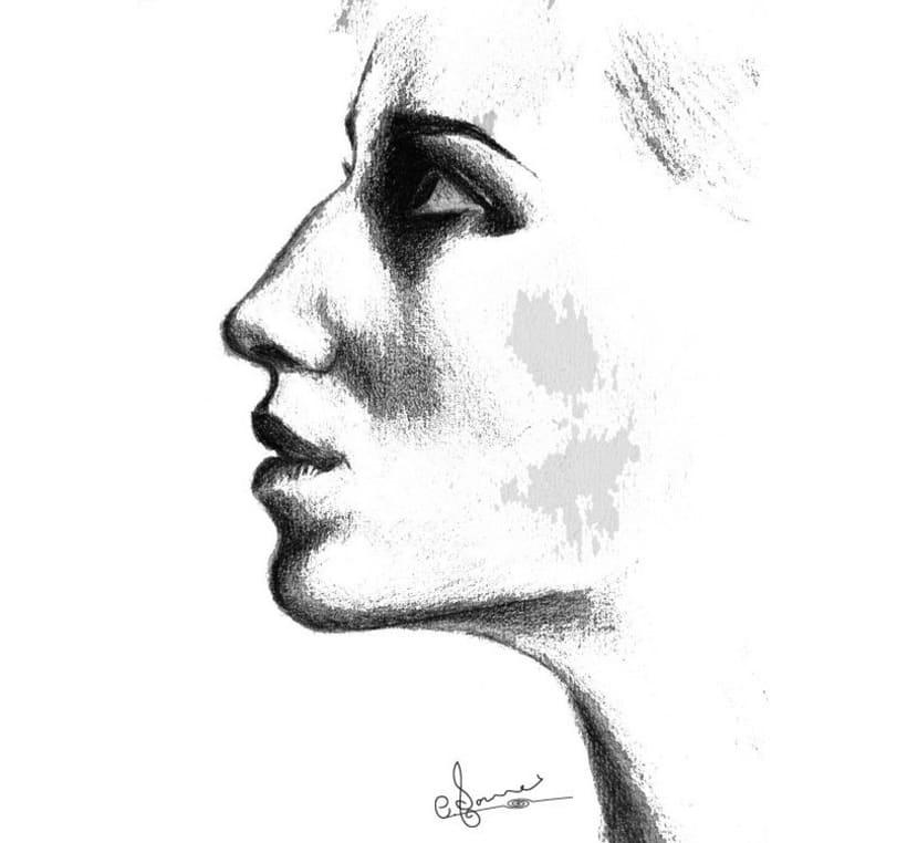 Rostros (Ilustración) 1