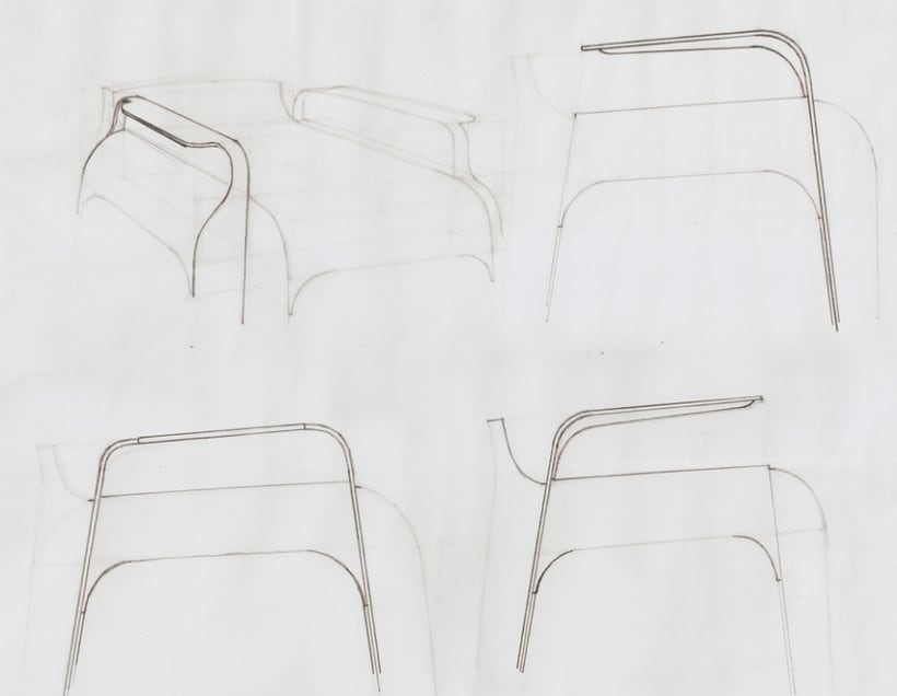 Chair Sketches  -1