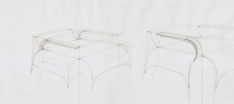 Chair Sketches  1