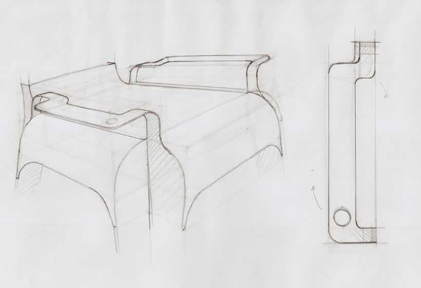 Chair Sketches  2