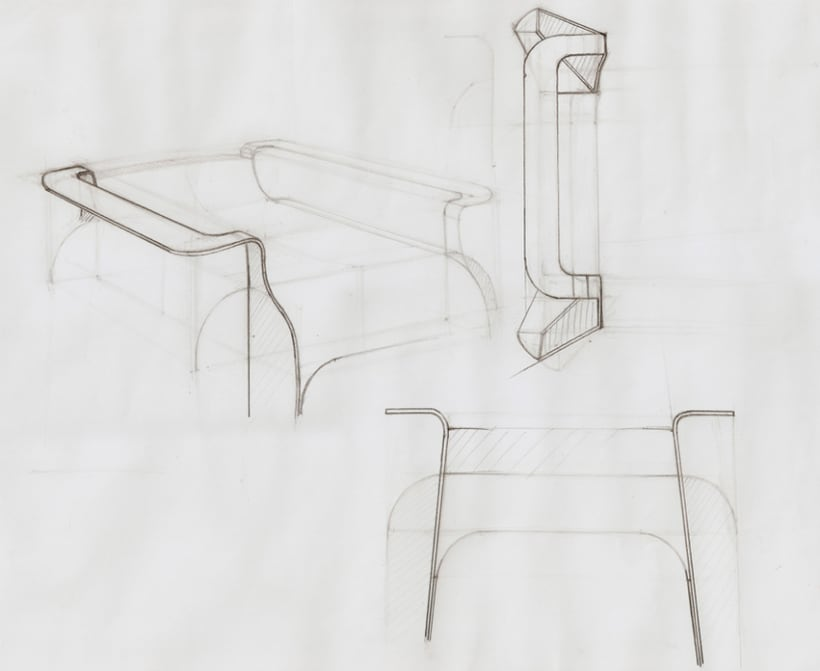 Chair Sketches  3