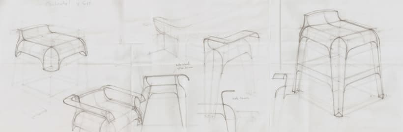 Chair Sketches  4