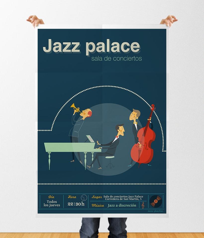 Jazz Palace 0