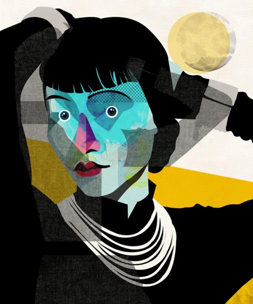 Ilustraciones inspiradas en el cine  43