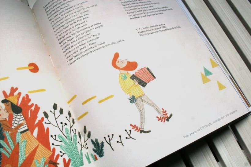 Colaboración en Kireei magazine 5 2