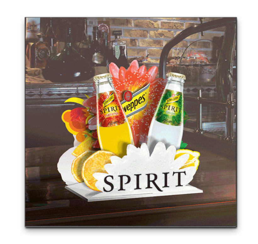 Spirit® 8