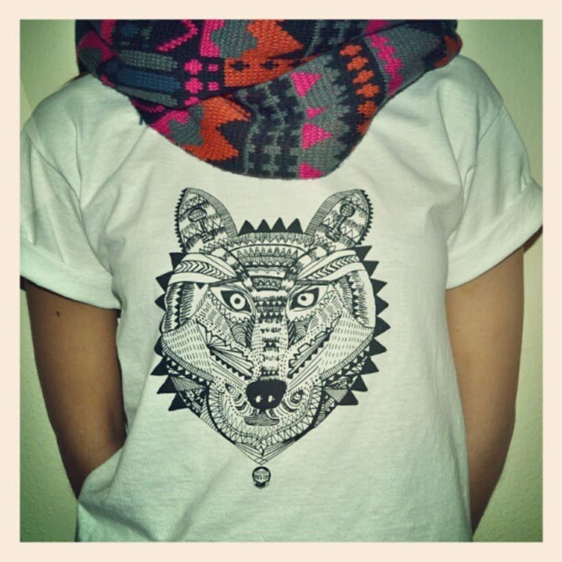 Diseño Camisetas PICK UP 1