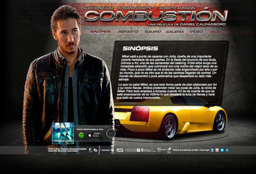 Combustión 7