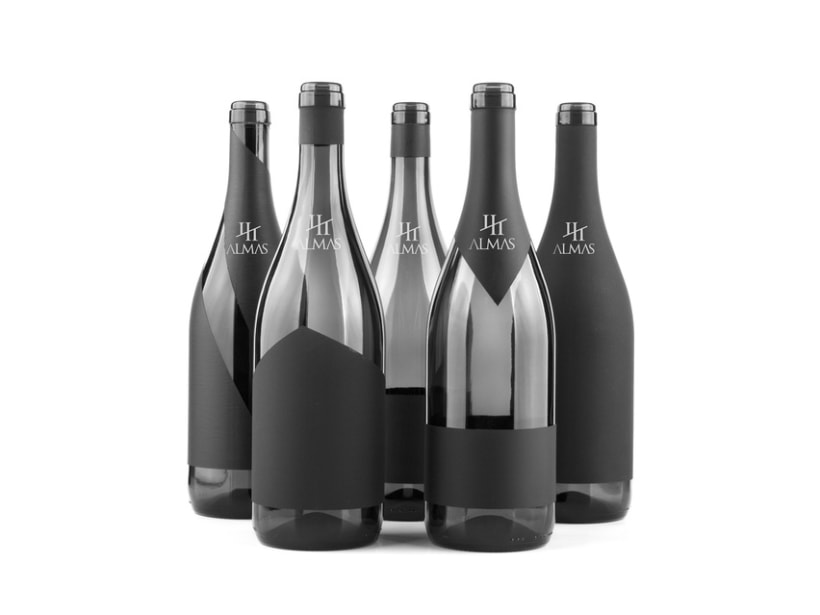 Cuatro Almas | Wine Packaging | Blackboard 2