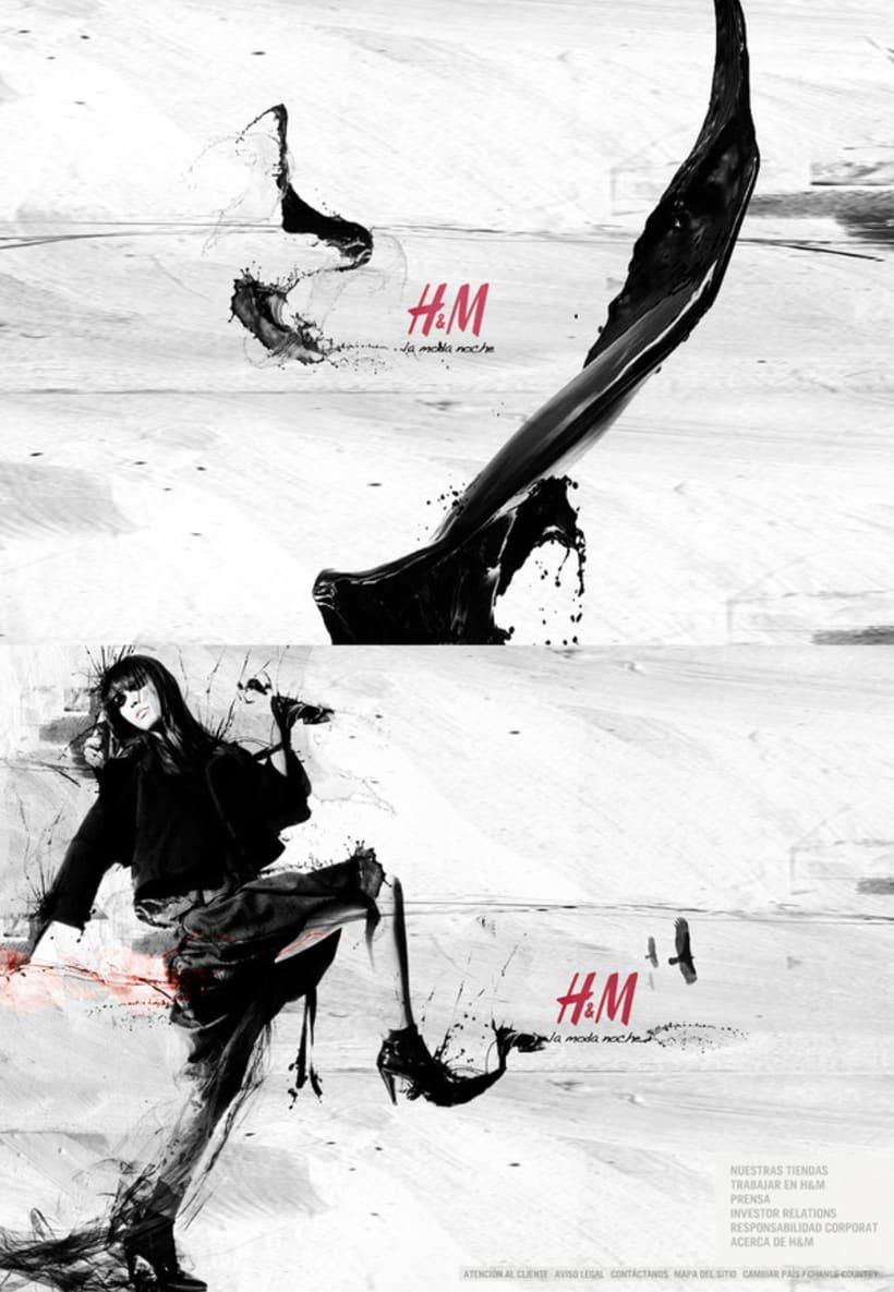 H&M - Micosite 0