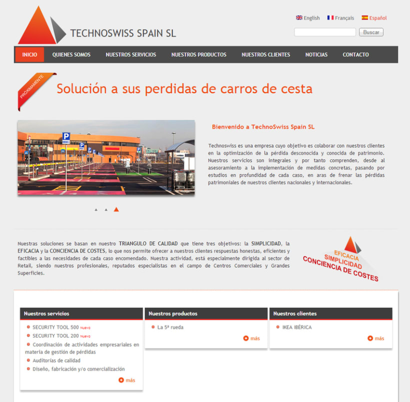 Technoswiss Spain (Drupal/HTML5/CSS3. Responsive Layout) -1