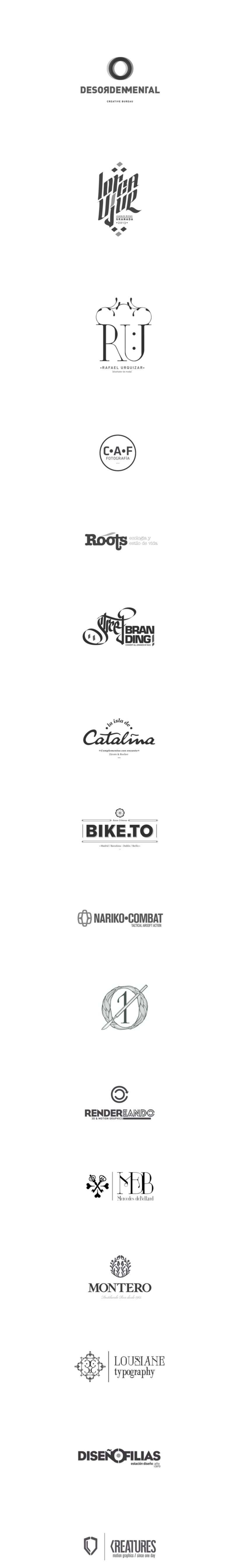 logos selección vol.1 -1