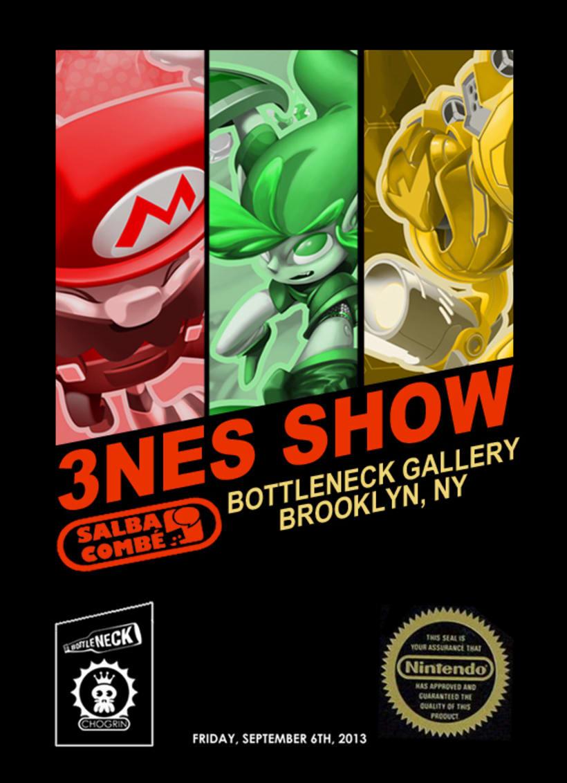 3NES GALLERY EXHIBITION 3