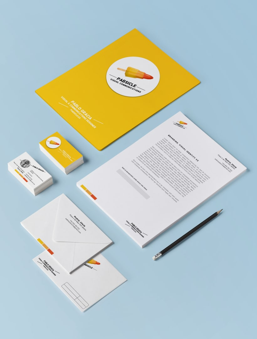 PABSICLE | Branding and visual identity -1