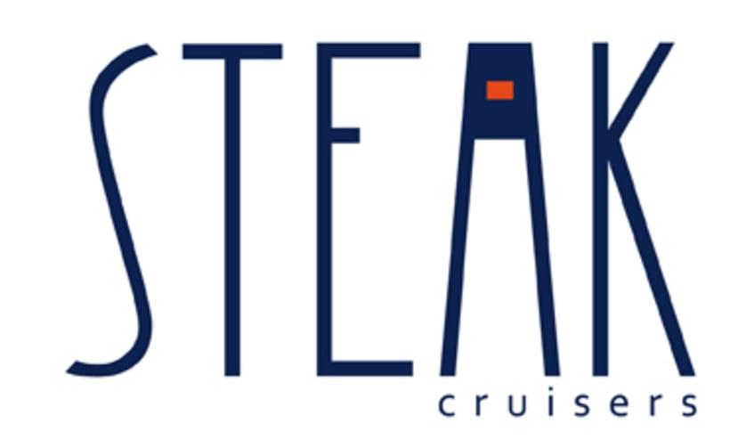 Steak Cruisers. Diseño de logotipo 0