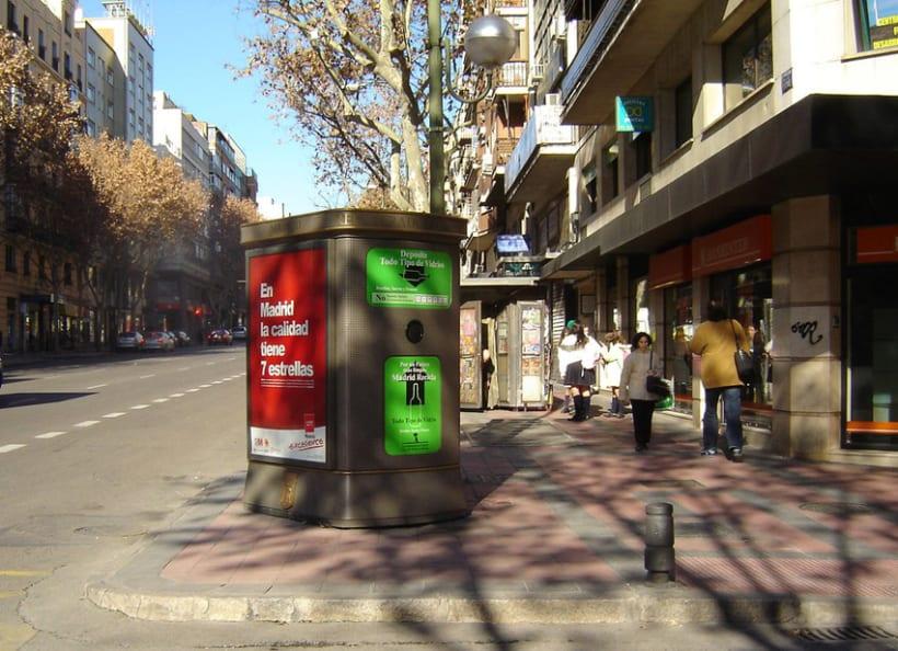 campaña Prensa Radio y Exterior Madrid Excelente 2
