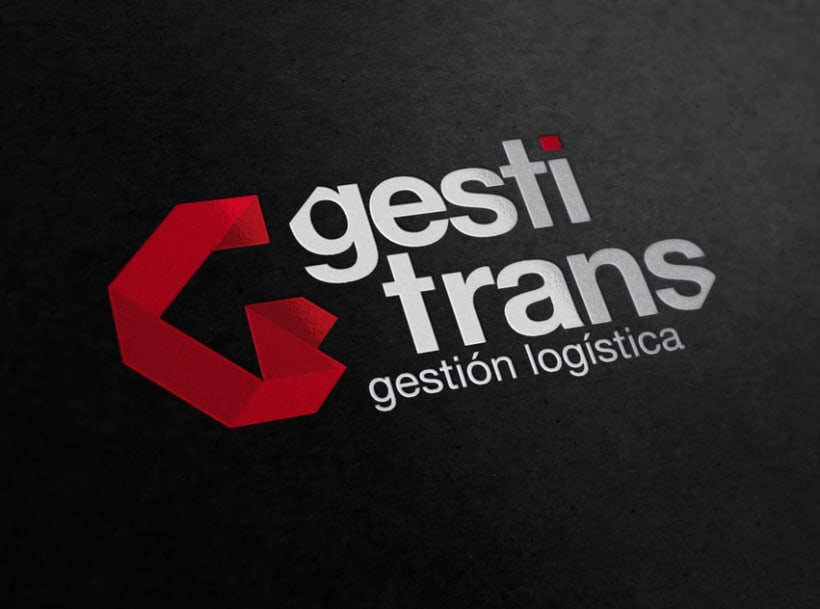 Identidad corporativa Gestitrans 1