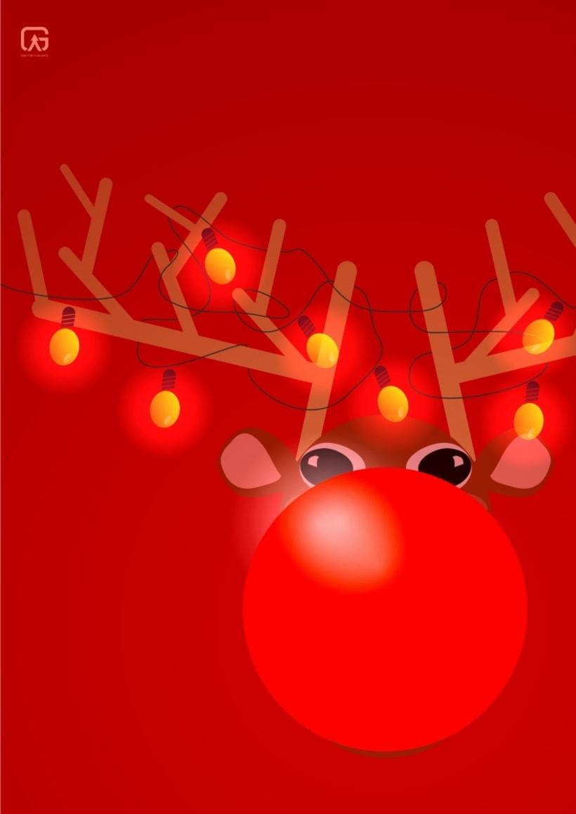 Rudolph la lía 0