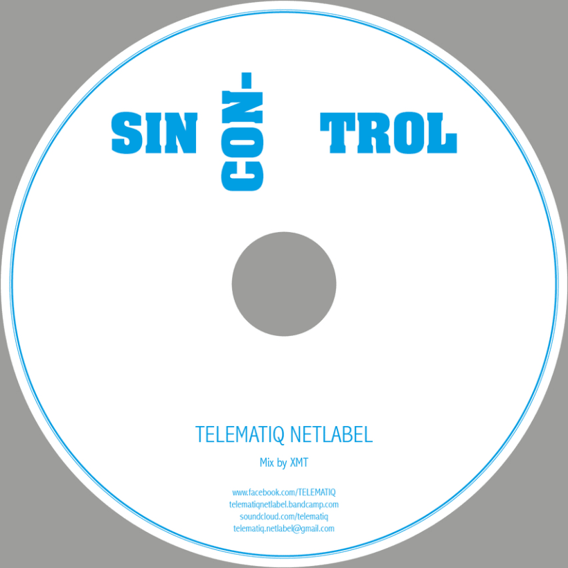 CD mix Telematiq Netlabel 1