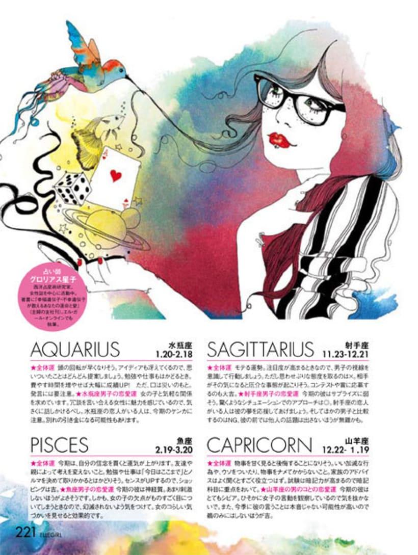 Elle Girl Japan  4
