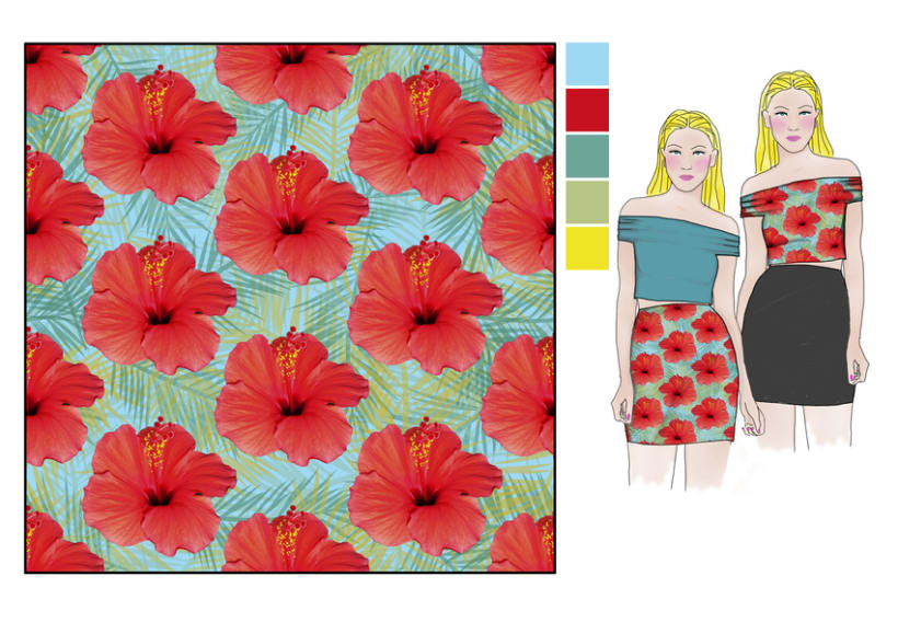 """Projecto Ready to Wear Spring/Summer 2014 """"Summer Beach"""" 0"""