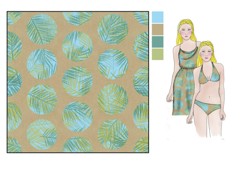 """Projecto Ready to Wear Spring/Summer 2014 """"Summer Beach"""" 1"""