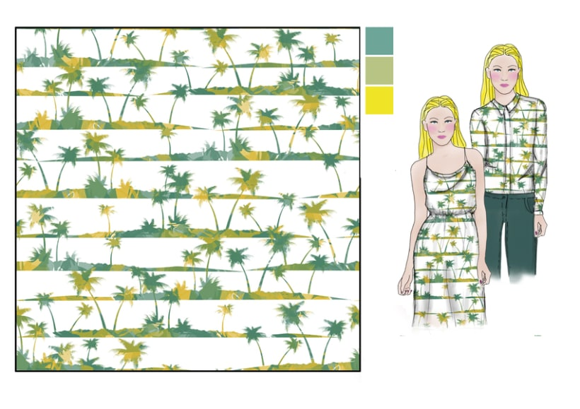 """Projecto Ready to Wear Spring/Summer 2014 """"Summer Beach"""" 3"""