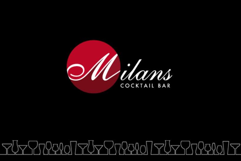 Milans Cocktail Bar 1