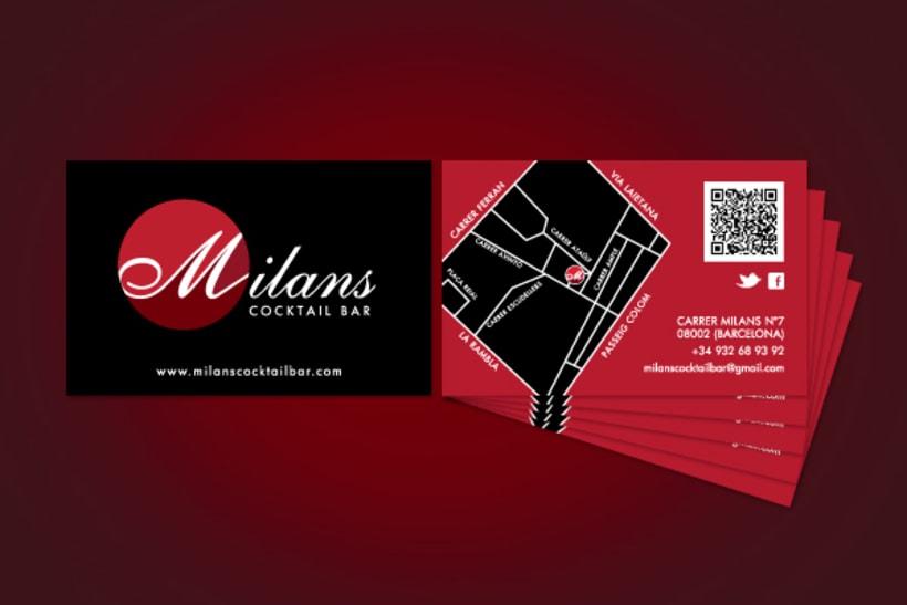 Milans Cocktail Bar 2