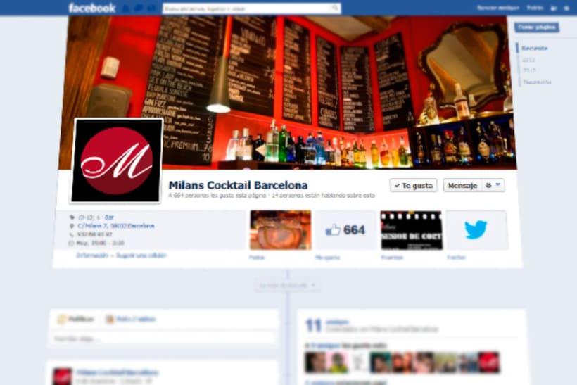 Milans Cocktail Bar 4